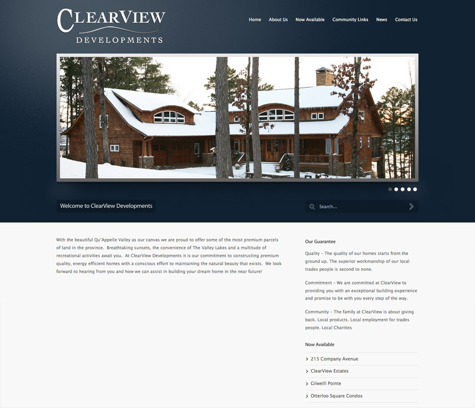 Clearview Developments