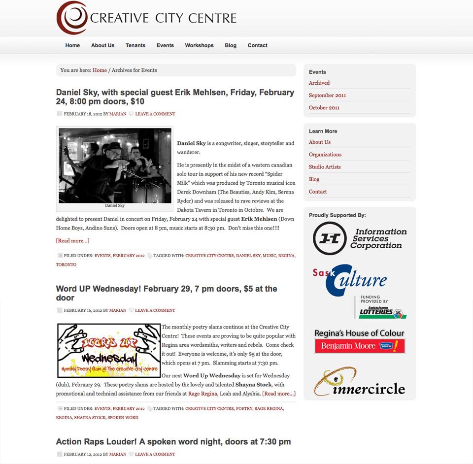 Creative City Centre