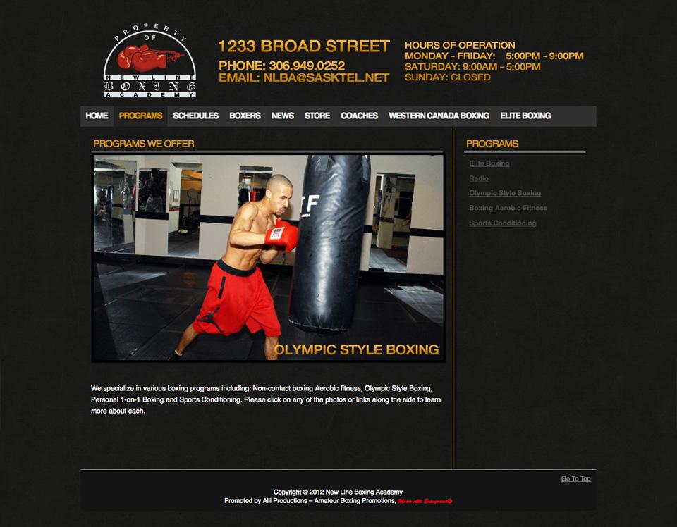Newline Boxing