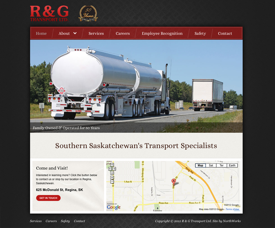 R and G Transport