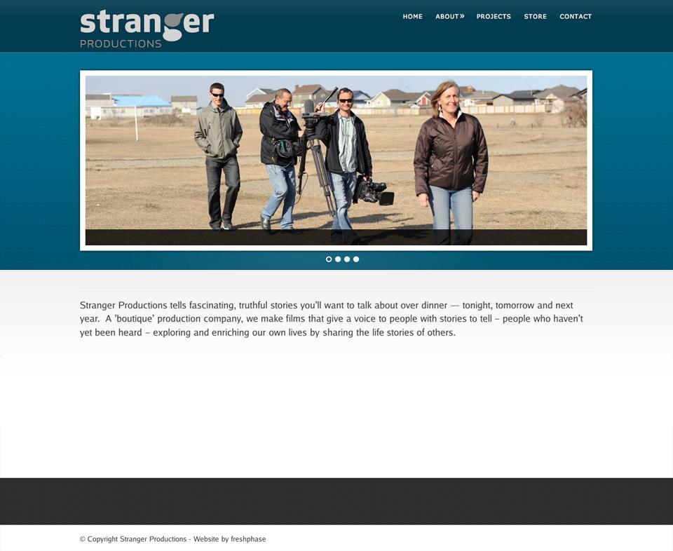 Stranger Productions